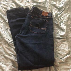 Lucky jeans Sophia skinny women's sz 14